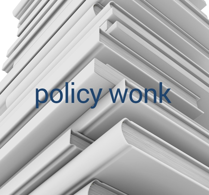 Policy Wonk
