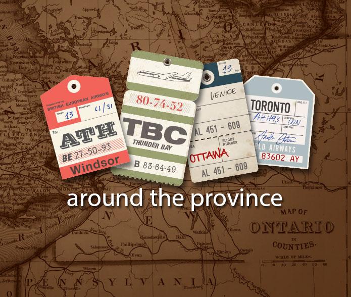 Around the Province