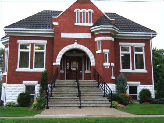 Mitchel Public Library