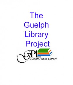 The Guelph Library Project