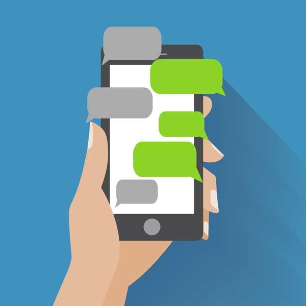 Texting-web