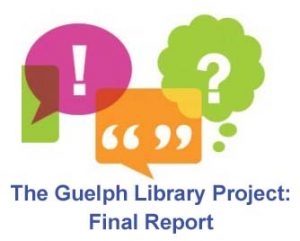 Guelph Library Report Logo