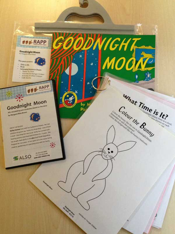 Goodnight Moon Reading Pack