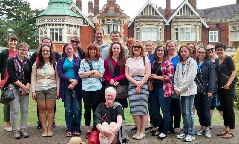British Studies Program Cohort
