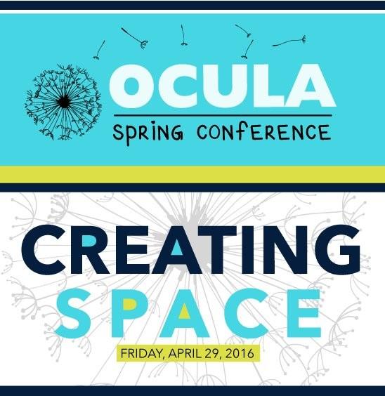 OCULA Spring Conference logo