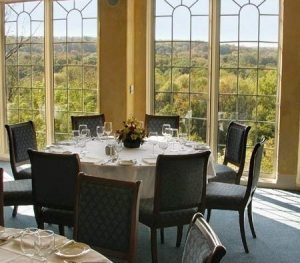 Dining room at Inn on the Twenty