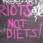Riots Not Diets: Body Positivity & Our Library Collections