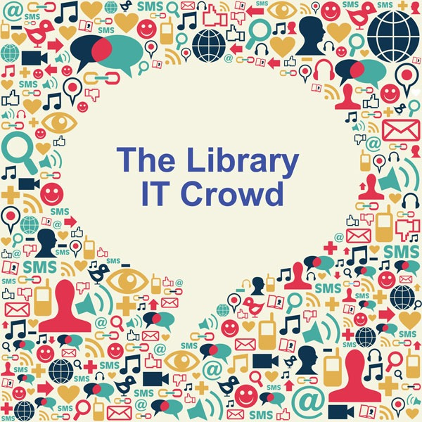 Library IT Crowd