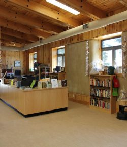 Haliburton County Public Library Wilberforce Branch