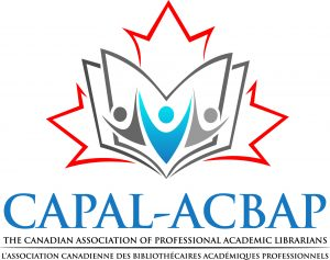 Logo for Canadian Association of Professional Academic Librarians
