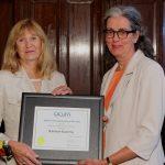 OCUFA Academic Librarianship Award: Cory Laverty honoured in 2013