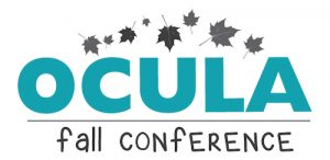 OCULA Fall Conference Logo