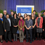 Around the province: Blue and Gold Award for Ryerson's One Stop Course Readings Service