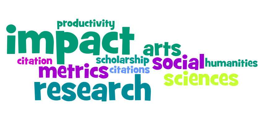 Metrics word cloud