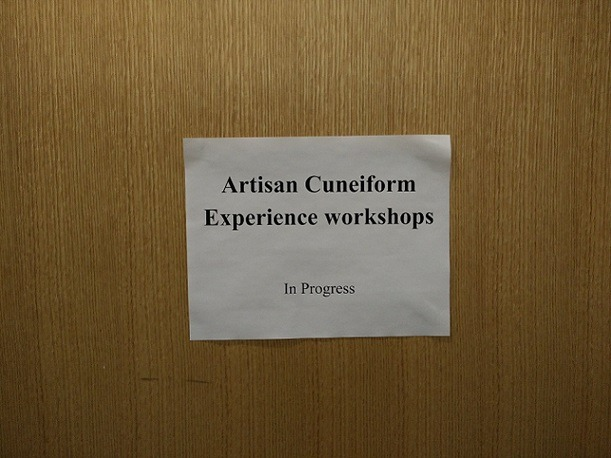Cuneiform Workshop Sign