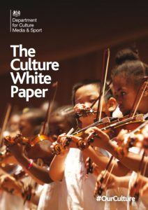 Cover of The Culture White Paper