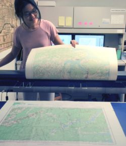 The Ontario Historical Topographic Map Digitization Project: Past, Present, Future of Academic Map Libraries