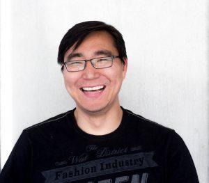 Portrait of Fangmin Wang