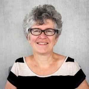 Portrait of Sally Wilson