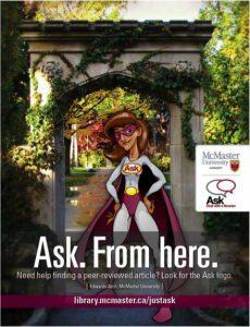 Ask Girl Poster