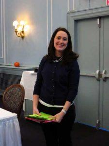 Lisa Schimmer (Photo: Elsa Ngan)
