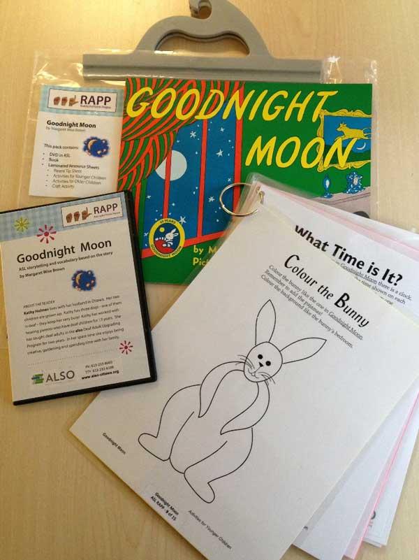 Goodnight Moon Reading Pack