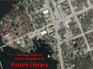 Site of the Future Library