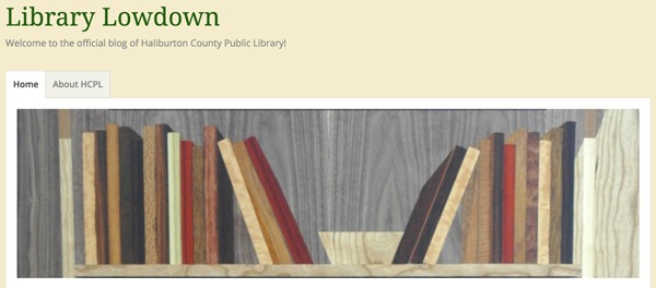 Haliburton Public Library Blog