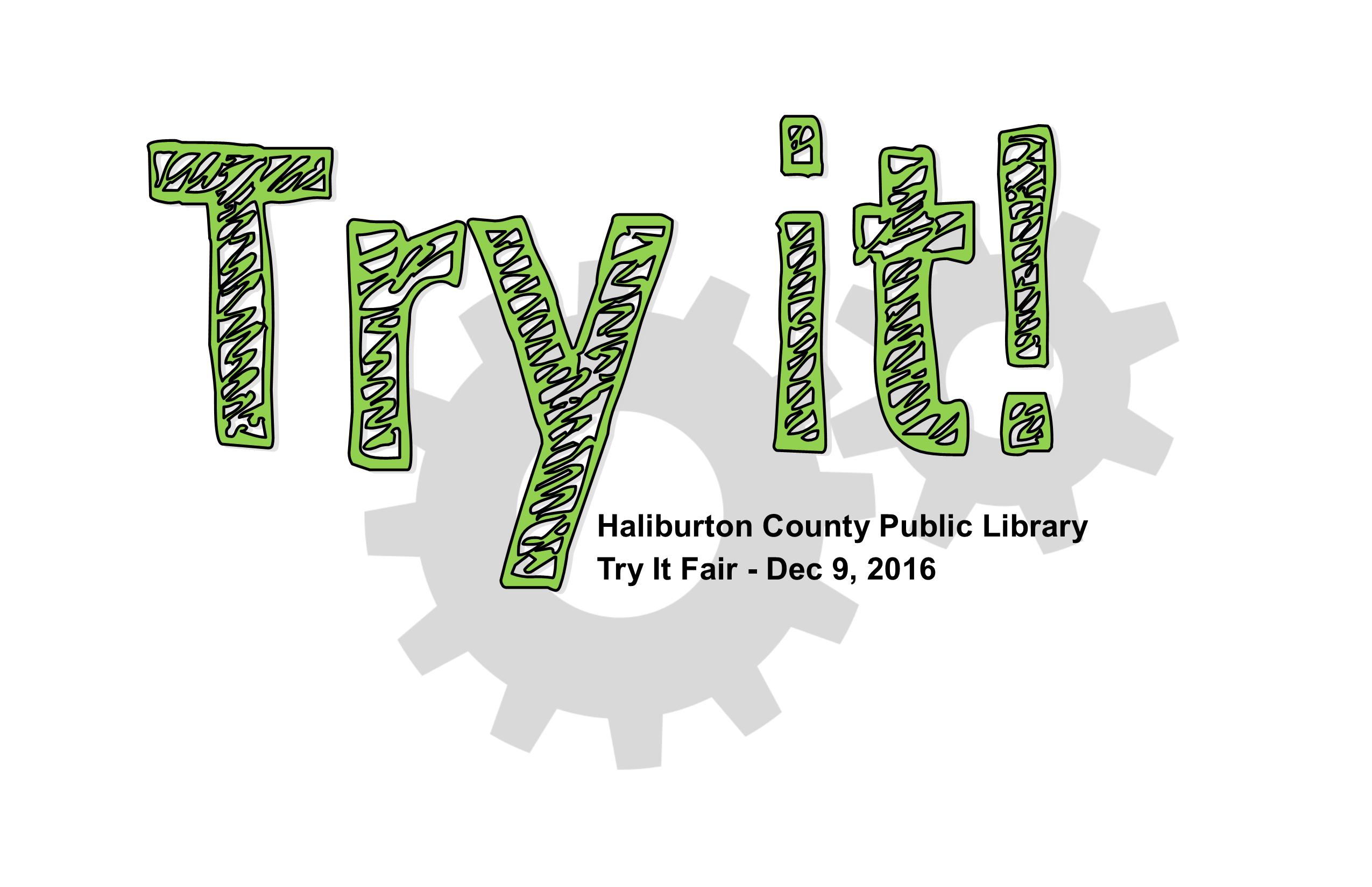 Try it fair logo