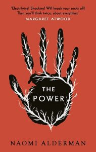 The Power by Naomi Alderman book cover